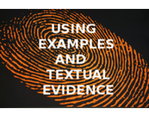 Citing the Strongest Textual Evidence