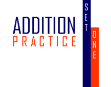 Addition Practice, 0-5