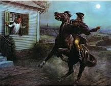 "Tier 2 Words: ""Paul Revere's Ride"""