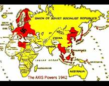 World War II: Allied vs. Axis Powers