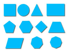 Geometric Shapes - 2D