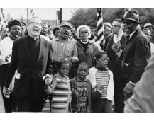 Civil Rights Movement: Key People
