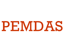 Use PEMDAS to Perform the 1st Calculation