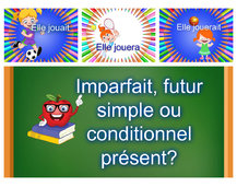 Imparfait, futur simple ou conditionnel présent?