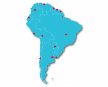 South American Capitals